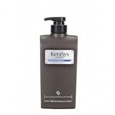 """Шампунь """"KeraSys"""" для волос, освежающий, для мужчин Ю.Корея"""
