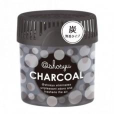 Поглотитель неприятного запаха в гелевых шариках Shosyu с добавлением угля / KOKUBO / 150 г.
