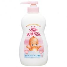 Детский шампунь для волос и кожи головы Кьюпи / GYUNYU SEKKEN (COW) / 350 мл.