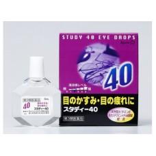 Kyorin Study 40 японские возрастные капли
