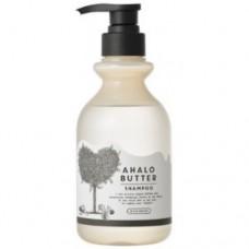 Ahalo Butter Shampoo Rich Moist Увлажняющий пенный шампунь с тропическими маслами и кленовым сиропом, 500 мл